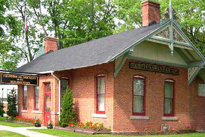 Historical Society of the Tonawandas, Museum and General Office, 113 Main Street, Tonawanda, NY, 14150-2129