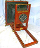 1890s Wooden folding camera - 2012.960.7